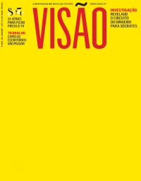 capa Visão de 12 setembro 2017