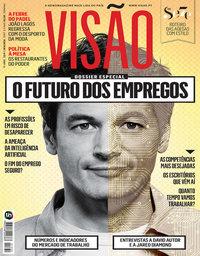 capa Visão de 12 setembro 2018