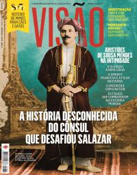 capa Visão de 13 outubro 2017