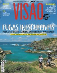 capa Visão de 14 fevereiro 2018
