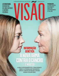capa Visão de 14 dezembro 2017