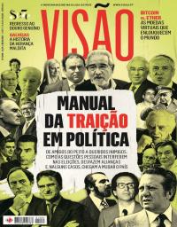 capa Visão de 15 setembro 2017