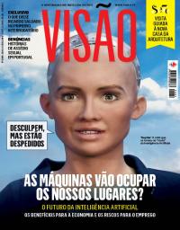 capa Visão de 16 novembro 2017