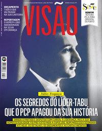 capa Visão de 17 outubro 2018