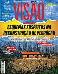 capa Visão de 18 julho 2018