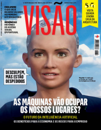 capa Visão de 18 novembro 2017