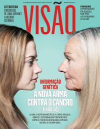 capa Visão de 18 dezembro 2017