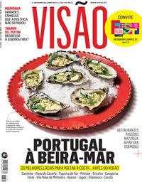 capa Visão de 19 abril 2018