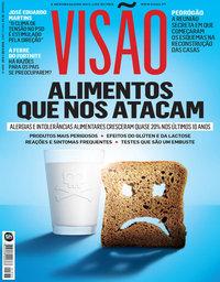 capa Visão de 19 setembro 2018