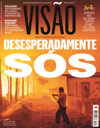 capa Visão de 21 outubro 2017