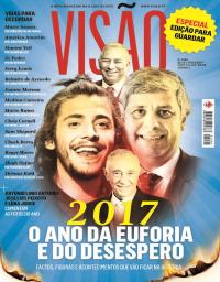 capa Visão de 21 dezembro 2017