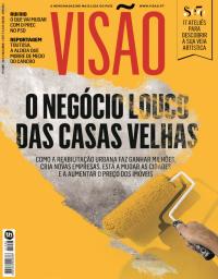 capa Visão de 22 janeiro 2018