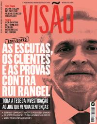 capa Visão de 22 fevereiro 2018