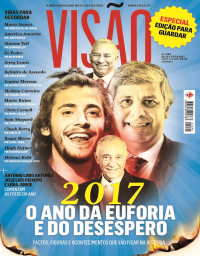 capa Visão de 22 dezembro 2017