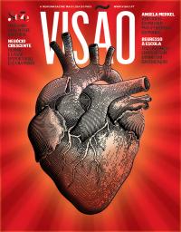 capa Visão de 23 setembro 2017