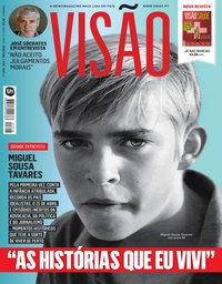 capa Visão de 24 maio 2018