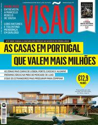 capa Visão de 25 abril 2018