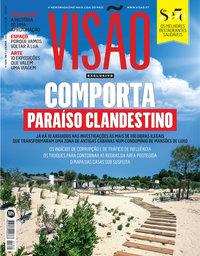 capa Visão de 25 julho 2018