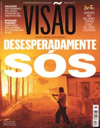 capa Visão de 25 outubro 2017