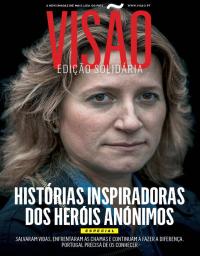 capa Visão de 25 novembro 2017