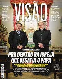 capa Visão de 26 janeiro 2018