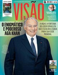 capa Visão de 27 junho 2018