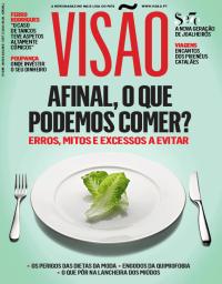 capa Visão de 28 outubro 2017