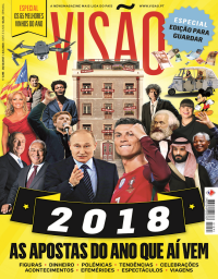 capa Visão de 29 dezembro 2017