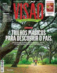 capa Visão de 30 maio 2018