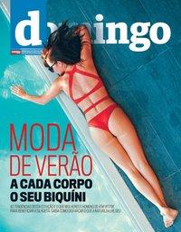 capa Domingo CM de 1 julho 2018