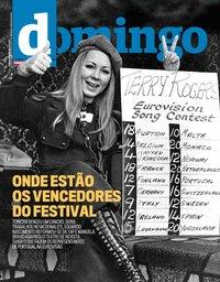 capa Domingo CM de 6 maio 2018