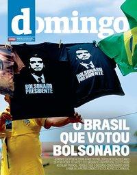capa Domingo CM de 14 outubro 2018