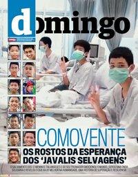 capa Domingo CM de 15 julho 2018