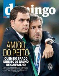capa Domingo CM de 27 maio 2018
