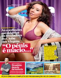 capa Revista Sexta de 2 março 2018