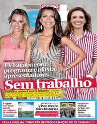 capa Revista Sexta de 3 agosto 2018