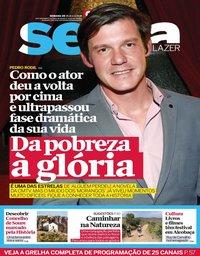 capa Revista Sexta de 5 outubro 2018