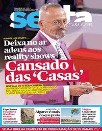 capa Revista Sexta de 6 julho 2018