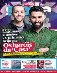 capa Revista Sexta de 9 março 2018