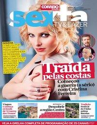 capa Revista Sexta de 12 outubro 2018