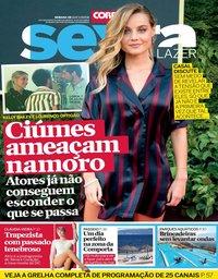 capa Revista Sexta de 13 julho 2018