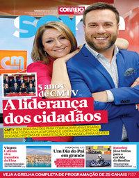 capa Revista Sexta de 16 março 2018