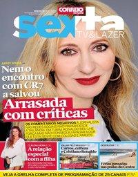capa Revista Sexta de 20 julho 2018
