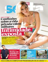 capa Revista Sexta de 23 março 2018