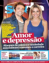 capa Revista Sexta de 25 maio 2018