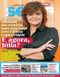 capa Revista Sexta de 27 julho 2018