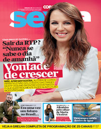 capa Revista Sexta de 30 março 2018