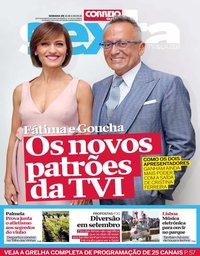 capa Revista Sexta de 31 agosto 2018