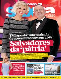 capa Revista Sexta de 5 janeiro 2018