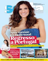 capa Revista Sexta de 12 janeiro 2018